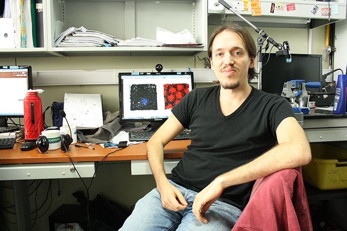 El lado argentino del Nobel de Medicina 2014