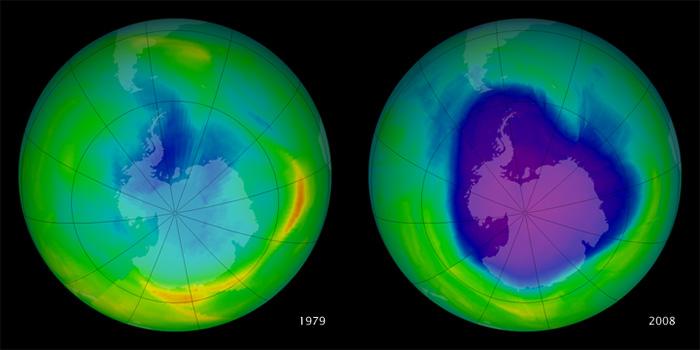 Alertan sobre gases que no afectan  la capa de ozono, pero sí el clima