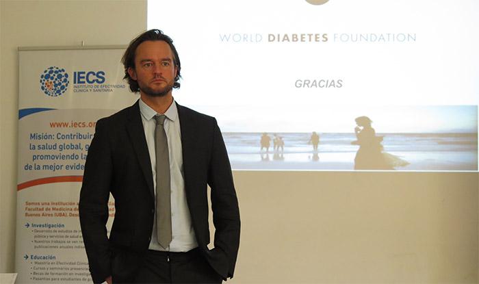 Cada 6 segundos, una persona muere en el mundo por diabetes