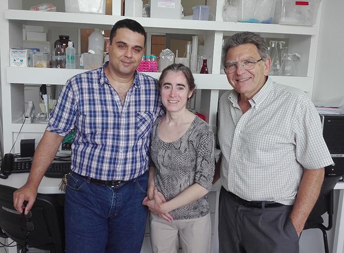 Científicos argentinos verifican la existencia de un neurotransmisor más pequeño que el átomo