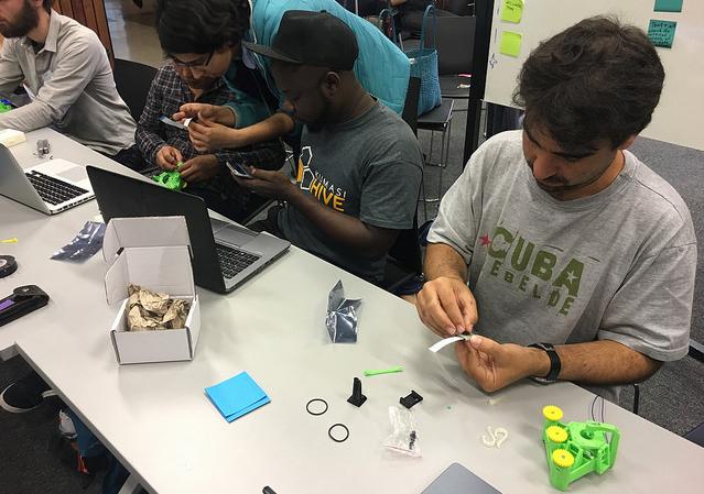 """""""El hardware científico abierto puede popularizar y redistribuir los beneficios de la investigación"""""""