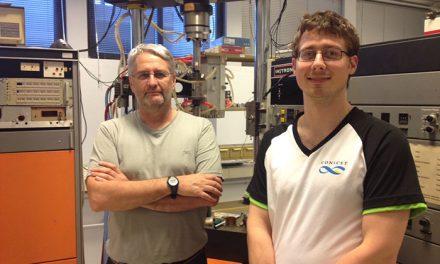 Desarrollan un dispositivo para crear metales con propiedadesde alta perfomance