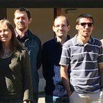 Investigadores del Instituto Balseiro (CNEA-UNCuyo) en San Carlos de Bariloche. Créditos: Prensa Instituto Balseiro