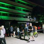 Más de 2100 visitantes recorrieron el Instituto Leloir.