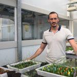El primer autor del estudio, el doctor Martín Mecchia, becario postdoctoral en el laboratorio de Muschietti hasta abril de 2016 y actualmente investigador del CONICET en la Fundación Instituto Leloir.
