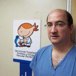 El doctor Ignacio Berra, integrante del equipo de trasplante cardíaco del Hospital de Pediatría Juan P. Garrahan, es uno de los autores del avance.