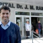 Dr. Marcelo Kauffman, jefe del Consultorio y Laboratorio de Neurogenética del Hospital Ramos Mejía e integrante del Instituto de Investigaciones en Medicina Traslacional (IIMT, Universidad Austral-CONICET).