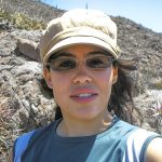 La Dra. Verónica Cailly Arnulphi, del Centro de Investigaciones de la Geósfera y Biósfera, dependiente del CONICET y de la Facultad de Ciencias Exactas, Físicas y Naturales de la Universidad Nacional de San Juan.