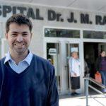 El líder del avance, el doctor Marcelo Kauffman, jefe del Consultorio y Laboratorio de Neurogenética del Hospital J.M.Ramos Mejía e investigador de la Universidad Austral y del CONICET.