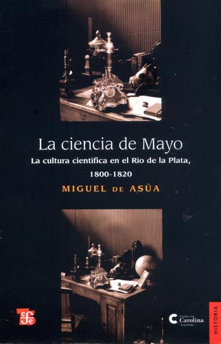 Ciencia de Mayo Tapa