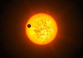 foto exoplaneta