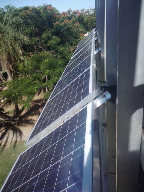 FOTO paneles solares