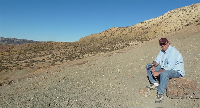 Reconstruyen por primera vez el hábitat de lagunas litorales patagónicas de 70 millones de años
