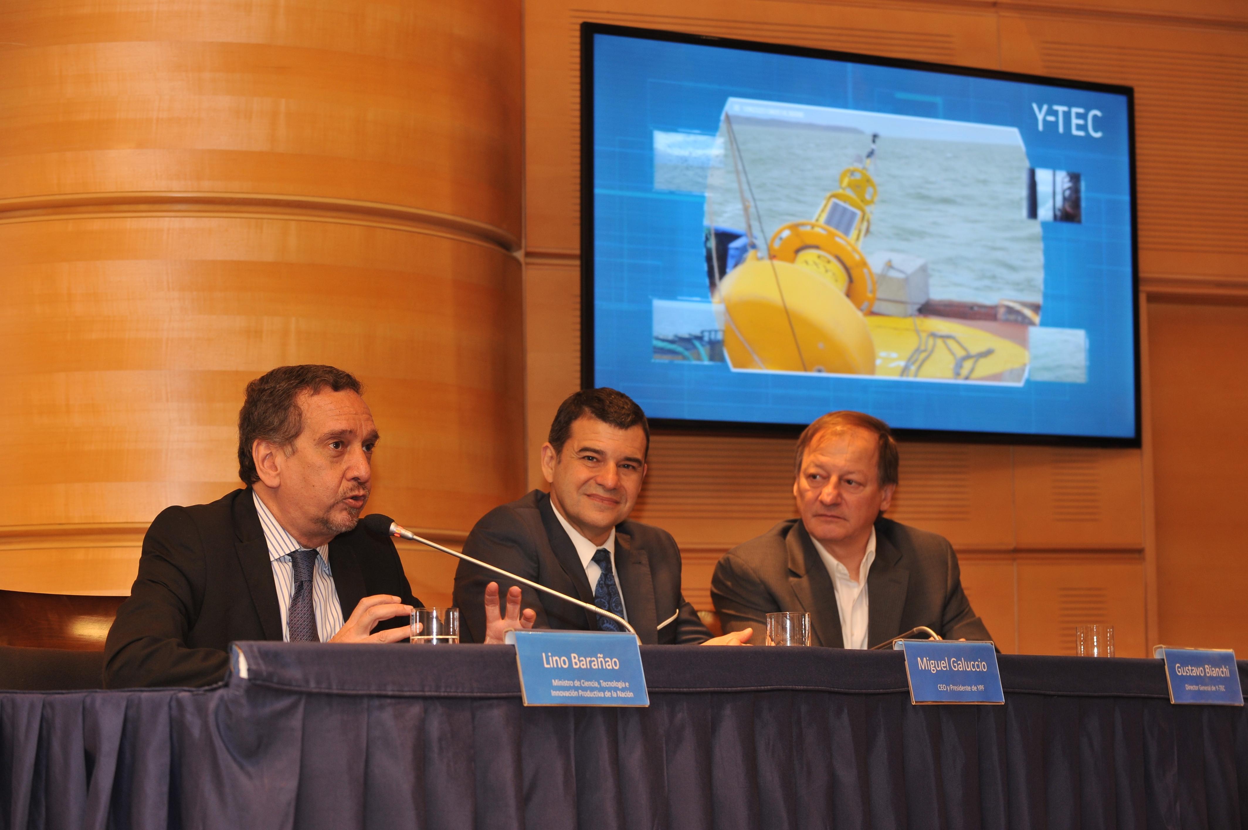Buscan aprovechar las corrientes del mar argentino como fuente de energía