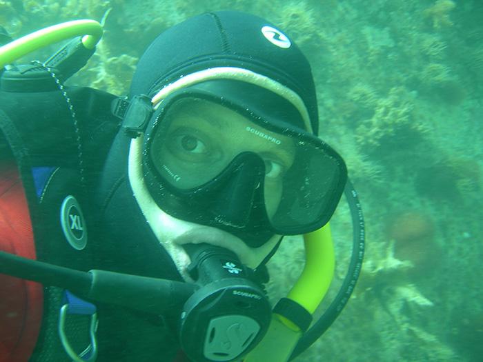 Demuestran impacto del buceo en vida marina en Puerto Madryn