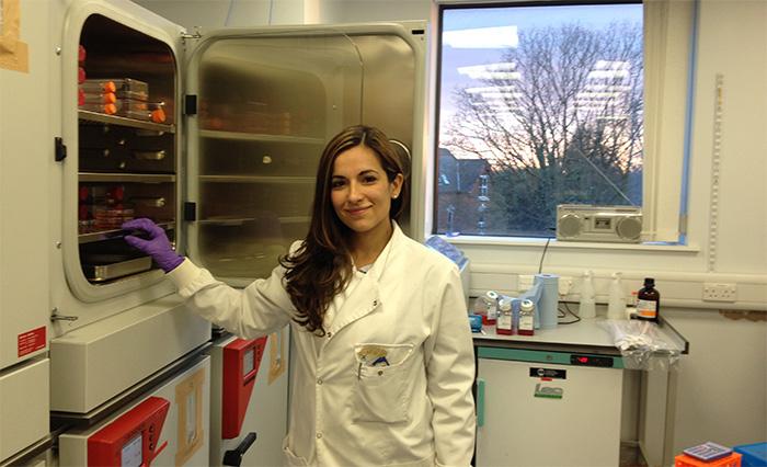 La Organización Europea del Cáncer premia a joven científica argentina