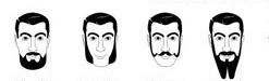 ¿Mi barba tiene tres pelos? La culpa podría ser de cuatro genes