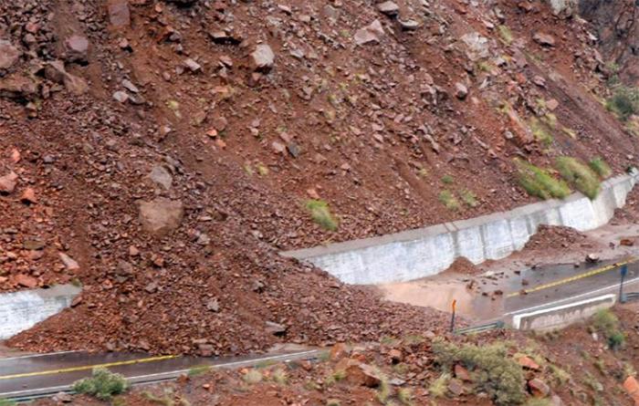 Buscan anticipar aludes en la principal ruta entre Argentina y Chile