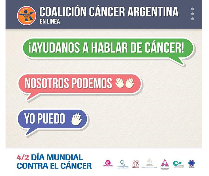 4 de febrero: Día Mundial del Cáncer –  Alertan sobre el riesgo de retrasar el inicio de los tratamientos