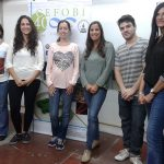 Los autores del estudio, de izquierda a derecha: Claudia Bustamante, Laura Svetaz, Gabriela Müller, María Valeria Lara, Nery Rivero y María Fabiana Drincovich, investigadores del Centro de Estudios Fotosintéticos y Bioquímicos (CEFOBI), que depende del CONICET y de la Universidad Nacional de Rosario (UNR).