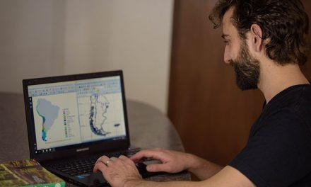 Arman un mapa biogeográfico que ayuda a predecir la distribución de especies