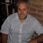 El doctor Damián Maestri, investigador del Instituto Multidisciplinario de Biología Vegetal, que depende del CONICET y de la Universidad Nacional de Córdoba.