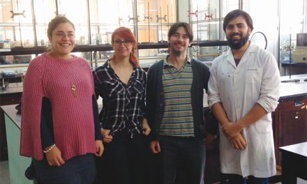 Científicos argentinos desarrollan un gel inteligente que se expande y encoge