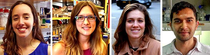Cuatro investigadores argentinos ganan prestigiosa beca para formarse en Estados Unidos