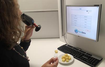 Determinan cómo interaccionan la percepción del vino y del queso