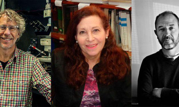 La Academia Mundial de Ciencias distingue a tres investigadores argentinos