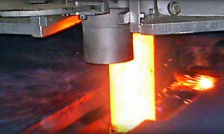Investigador argentino propone una alternativa para reducir el impacto ambiental de la fabricación del acero.