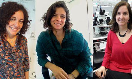 Tres científicas argentinas ganan premio internacional