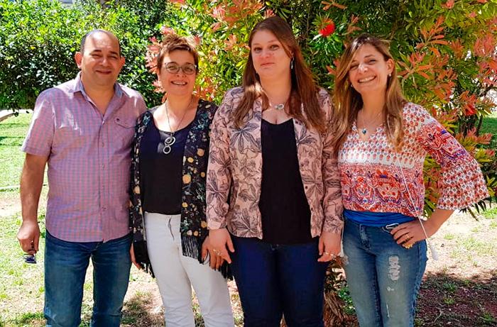 Científicos de Córdoba crean superficie que previene infecciones hospitalarias