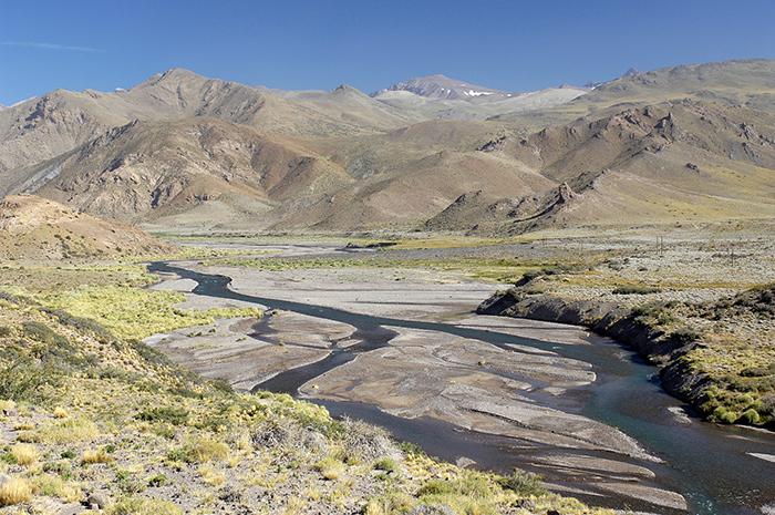 Hallan importantes diferencias en las variaciones de los ríos andinos en Chile, Bolivia y Argentina