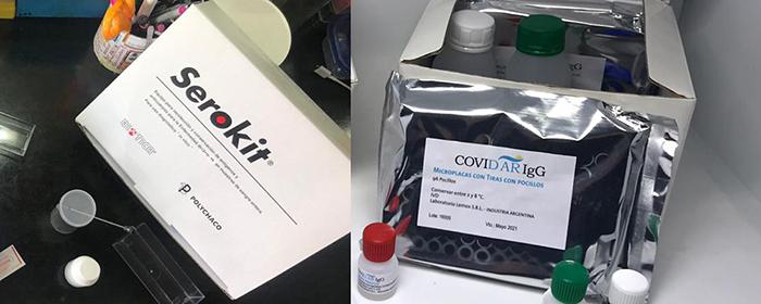 Facilitan la toma de muestras en testeos serológicos para COVID-19 en barrios y personal de riesgo