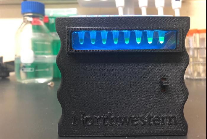"""""""Todo por 100 pesos"""": desarrollan biosensor portátil y económico que detecta 15 contaminantes en agua"""