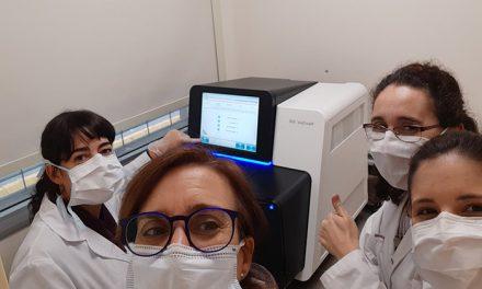 Secuencian más de 400 genomas de coronavirus aislados en distintas partes del país