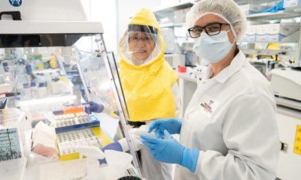 Distinguen a científica argentina en Estados Unidos por desarrollo de test para COVID-19