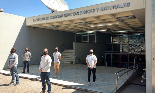 Prototipo de app desarrollado en Córdoba informa aumento de riesgo de contagio de COVID-19