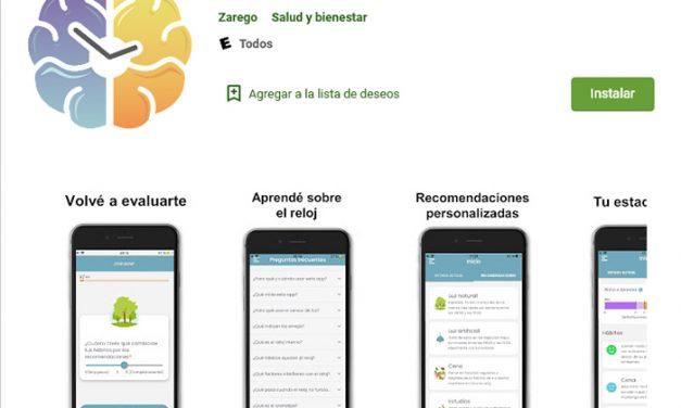Lanzan en Argentina una app gratuita para cuidar el reloj biológico